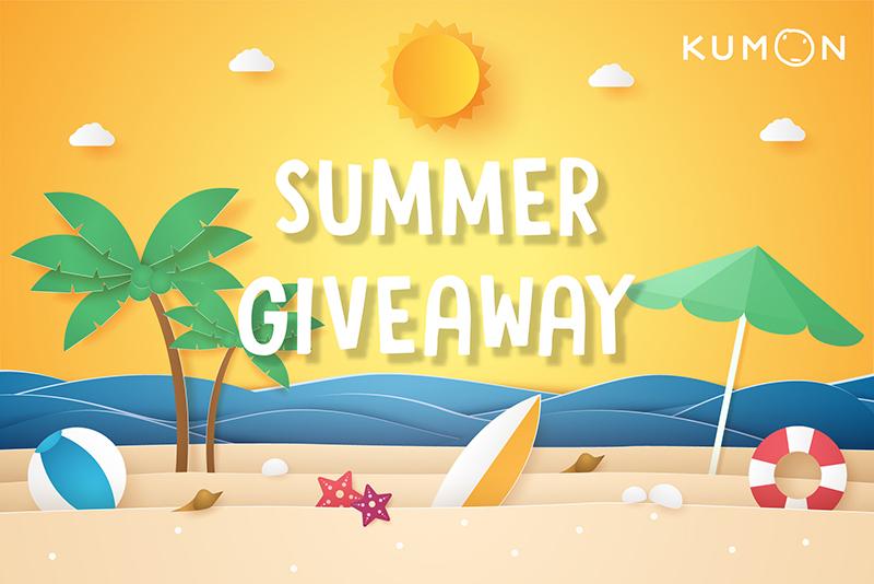Kumon summer giveaway