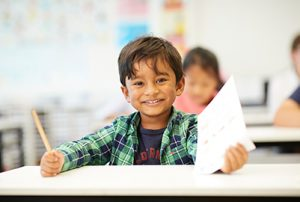 Early learning, the Kumon way