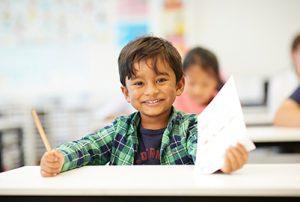 Early learning, the Kumon way